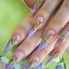 Нарощенные ногти-83